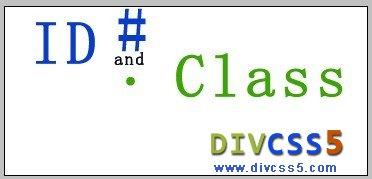 CSS id - css class
