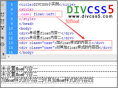 Css div divcss5 - Div style float ...